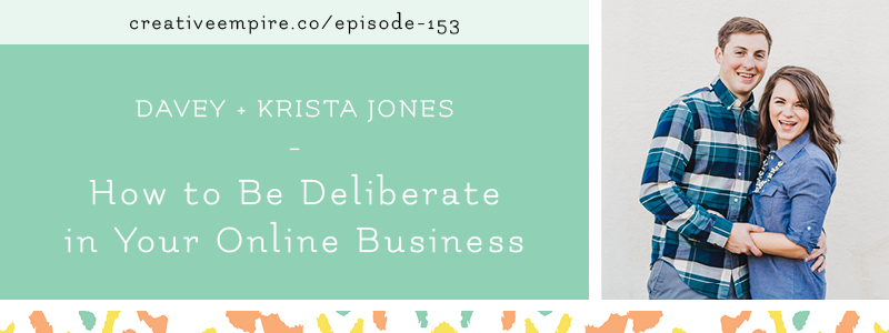 Email Header | Episode 153 | Davey and Krista Jones