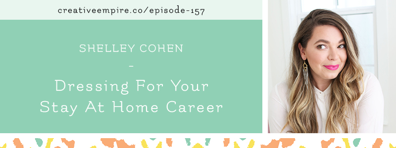 Email Header | Episode 157 | Shelley Cohen