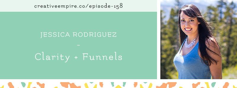 Email Header | Episode 158 | Jessica Rodriguez