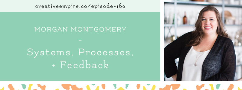 Email Header | Episode 160 | Morgan Montgomery
