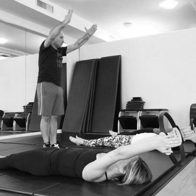 Pilates Pros - Join our monthly teacher's class, Pilates Pro, with:Alycea Ungaro the first Tuesday of every monthJuan Estrada the second Wednesday of every monthGuest Teachers on special dates