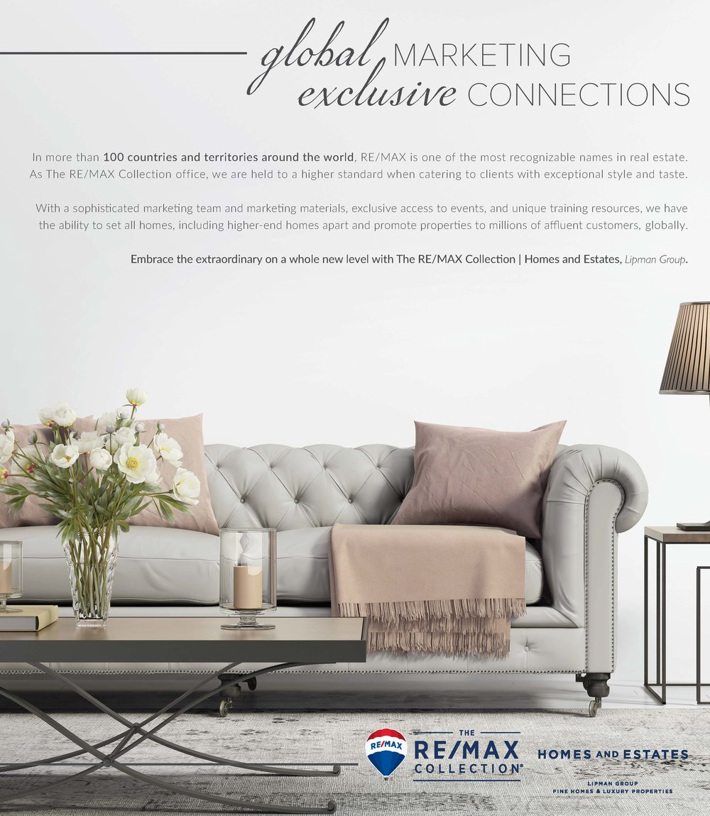 Advertising - We've partnered with the best Nashville publications so your listing will receive maximum exposure to the RIGHT clientele. Publications include - Nfocus, Sophisticated Living, Luxury Homes Magazine, Your Williamson, and more.