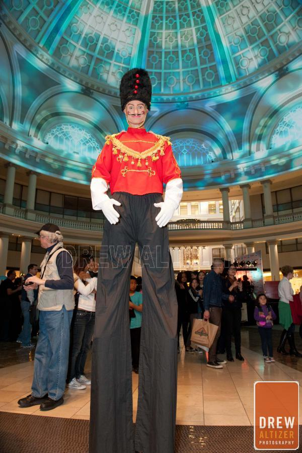 Stilted Nutcracker- Westfield Center