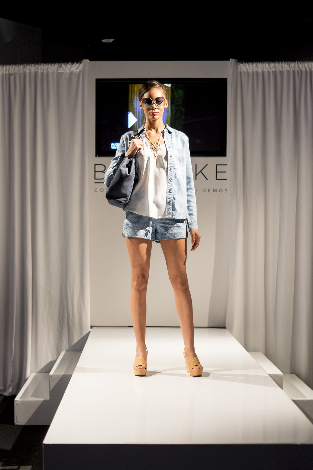 Runway Model- Bespoke San Francisco