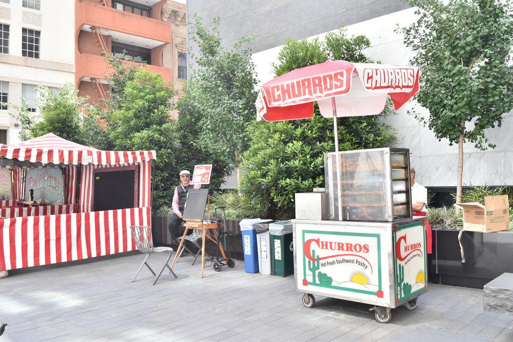 Carnival Setup