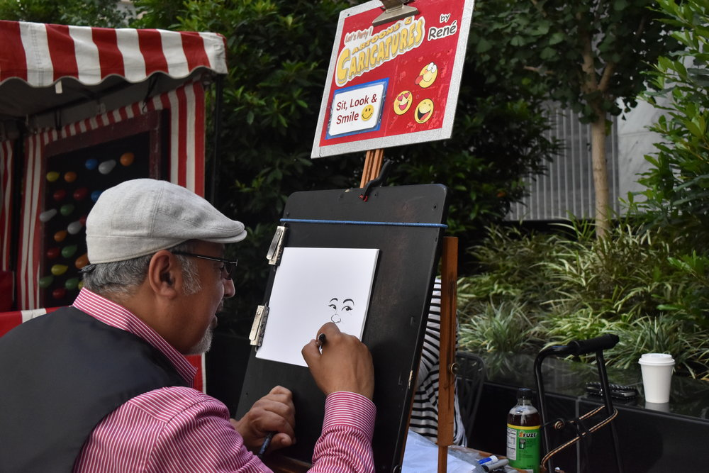 Caricature Artist- 140 New Montgomery