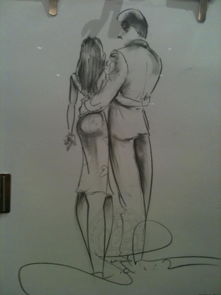 """""""Butt Sketch"""""""