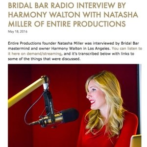 iHeart Radio Interview
