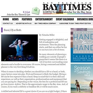 San Francisco Bay Times
