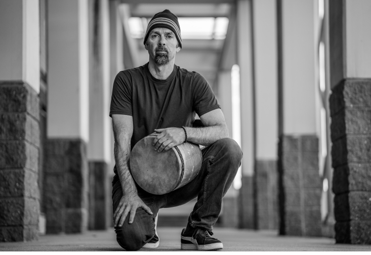 Brad Ellsworth, Yoga Instructor, Druminyasa