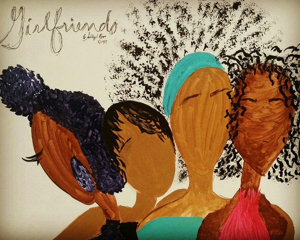 """Girlfriends"""