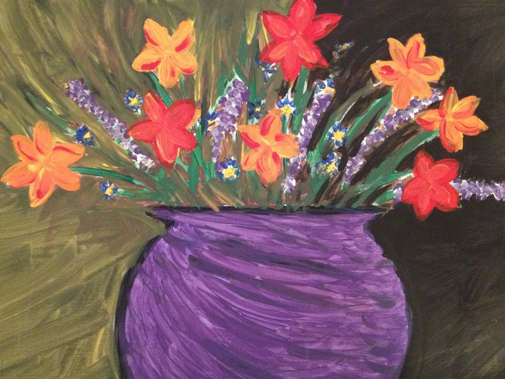 """Flowers for Mom"""