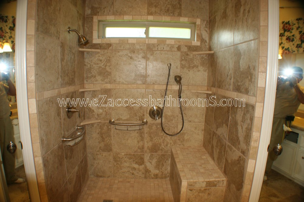 tub to shower ezaccessbathrooms.com 8322028453 fayar