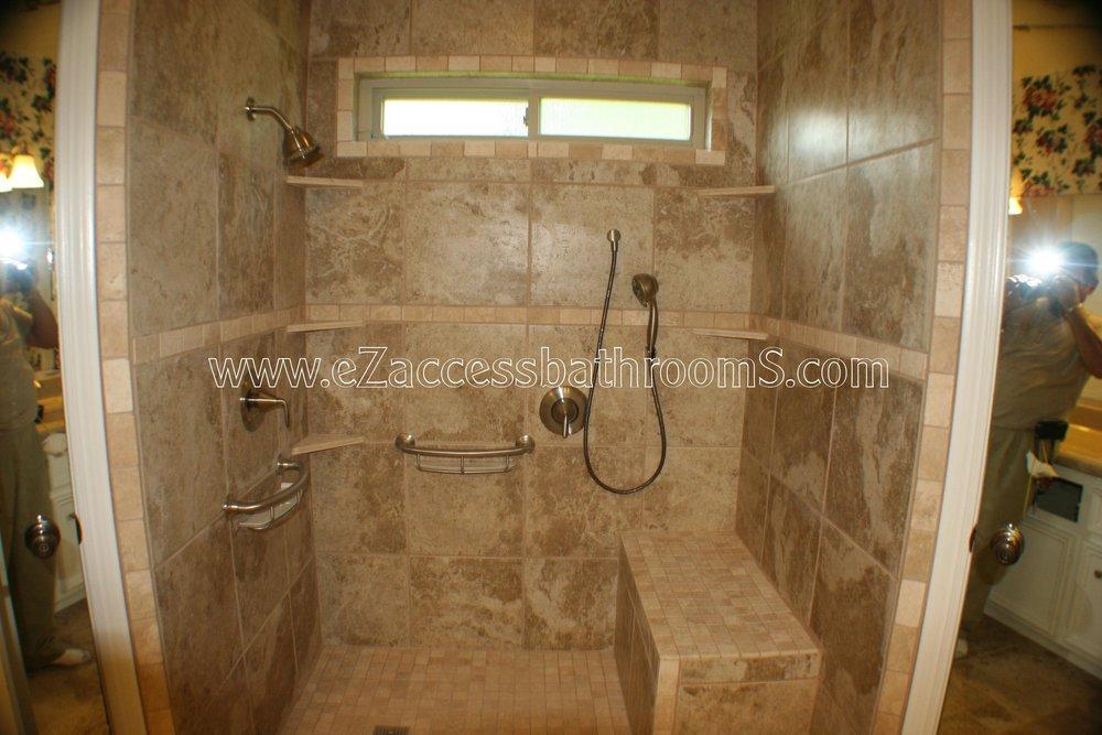 tub to shower ezaccessbathrooms.com 8322028453 fayar