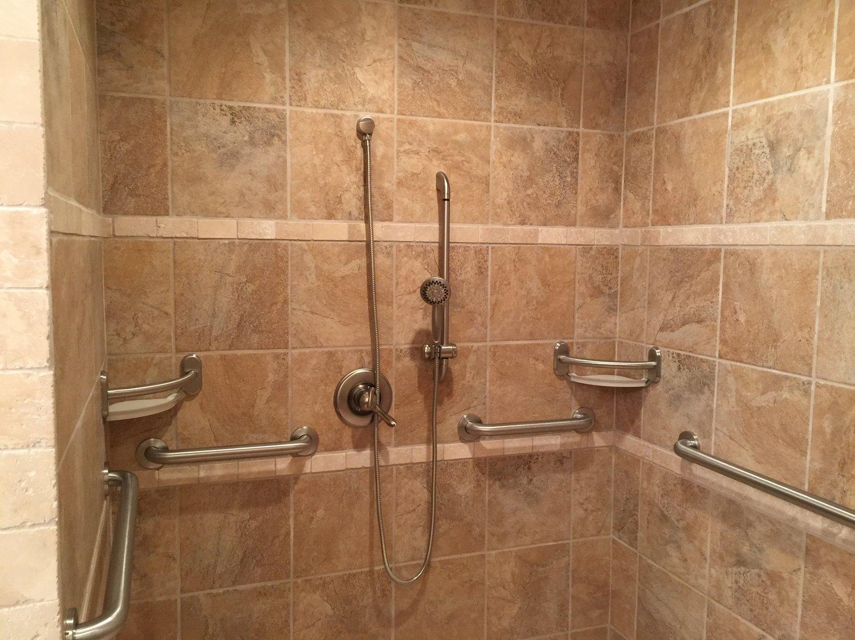 GRAB BARS HOME — eZaccessbathroomS.com