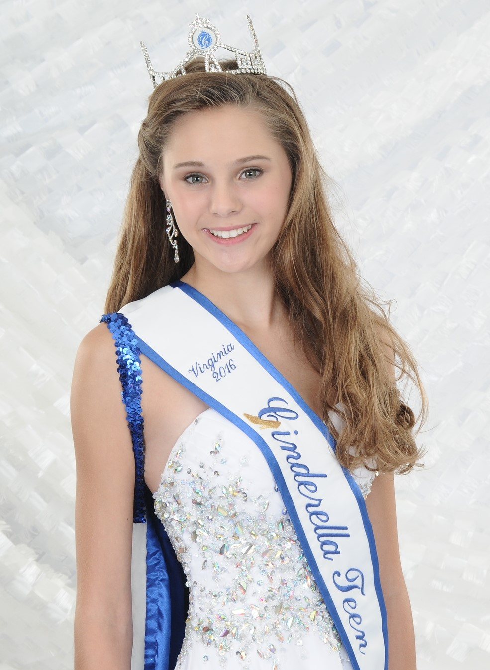 2016-2017 Miss Virginia Cinderella Teen, Krysta Rutherford