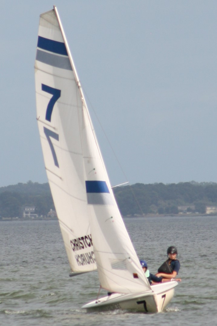 Competitive Sailing - 4 Year Varsity Skipper and Crew with 1st Place Races -