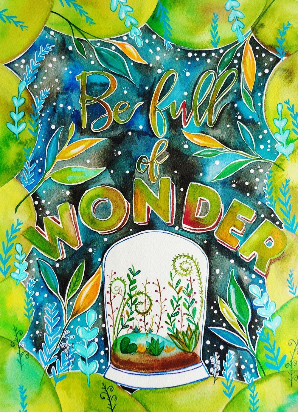 Lauren Younis_Be Full of Wonder.JPG