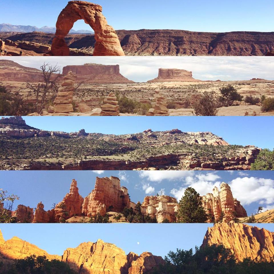 Utah's 'Mighty Five' National Parks