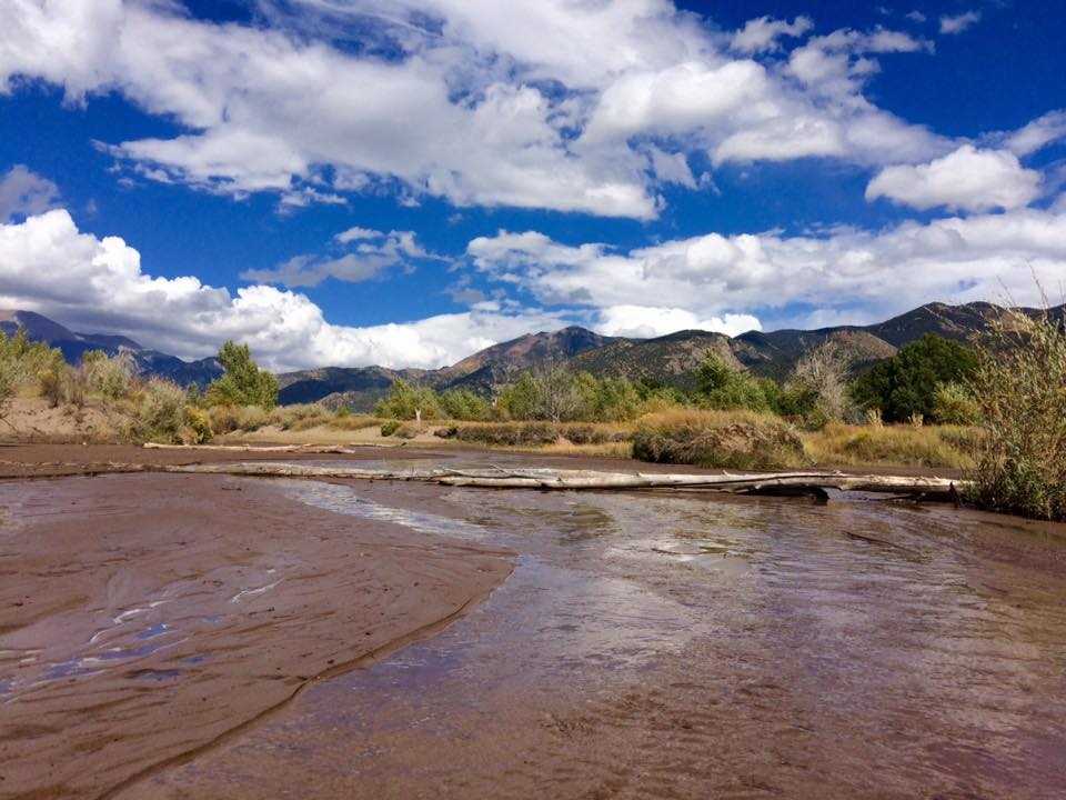 Medano Creek, Colorado