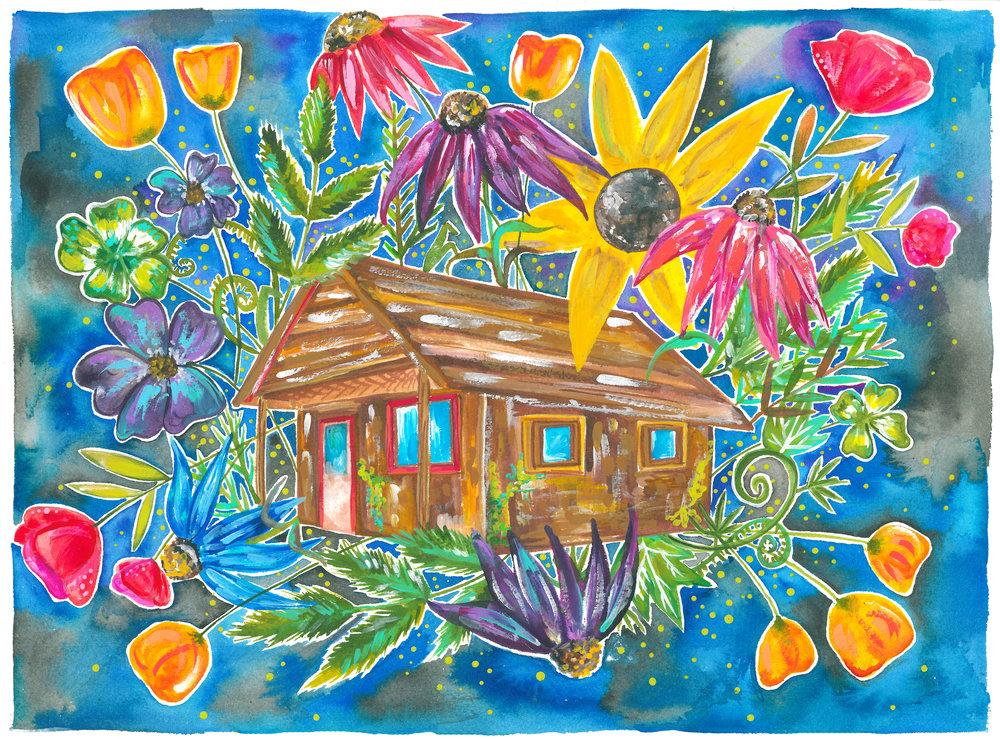 cabin flowers.jpg