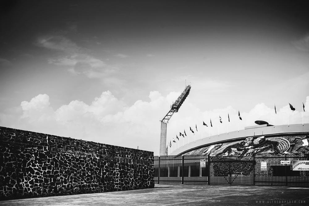 Estadio Olímpico Universitario, Patrimonio Cultural de la Humanidad.