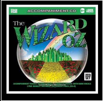 THE WIZARD OF OZ COMPLETE DIGITAL ALBUM