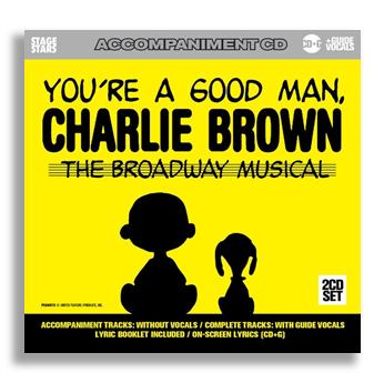 YOU'RE A GOOD MAN CHARLIE BROWN COMPLETE DIGITAL ALBUM