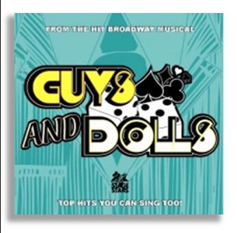 GUYS AND DOLLS COMPLETE DIGITAL  ALBUM