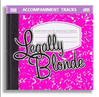 INSTRUMENTAL Legally Blonde