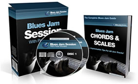 LEARN BLUES JAM SESSIONS