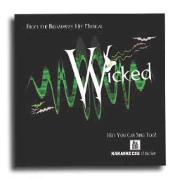 Get festive with the sound tack from Wicked ! This double set has the accompaniment and vocals. Wicked this October ! 🎃 #wicked #wickedonbroadway #wickedthemusical #wickedmusical #wickedcatwednesday #newyork #broadway #accompaniment #singers #vocals #october #tracks #haunting  #fun