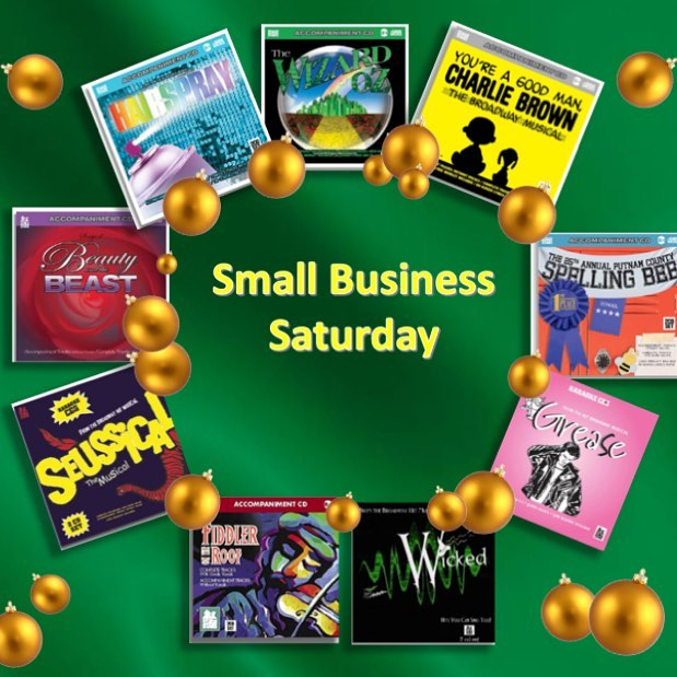 Small business Saturday ! Support Stage Stars and get 20%off CDs and complete Digital albums  we also have Christmas Music 🌟 #stagestars #timessquare #smallbusiness #smallbusinesssaturday #saturday #broadwaymusic #timessquare #broadway #audition #auditionsong #christmassongs #christmasmusic #accompaniment #songs #newyork