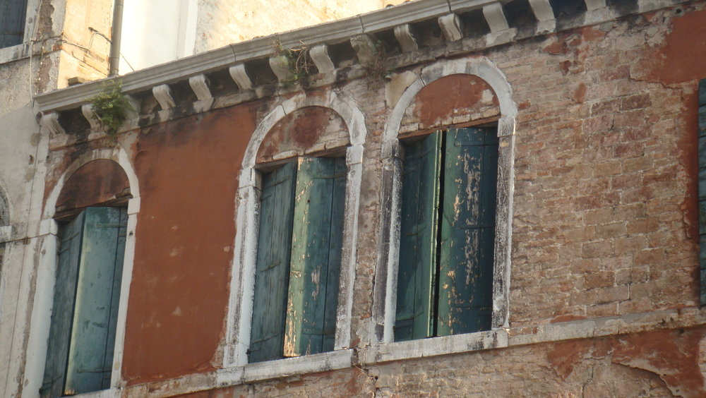 Doors and windows in italy