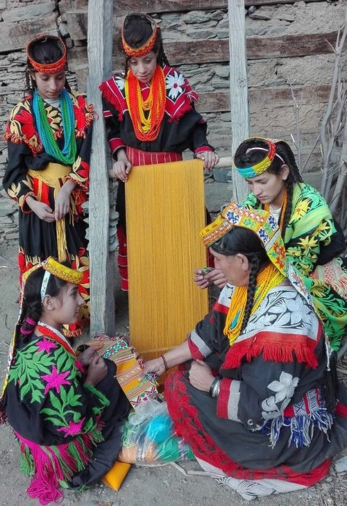 Kalasha Tribe of Pakistan