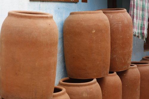 Bangalore Potter's village