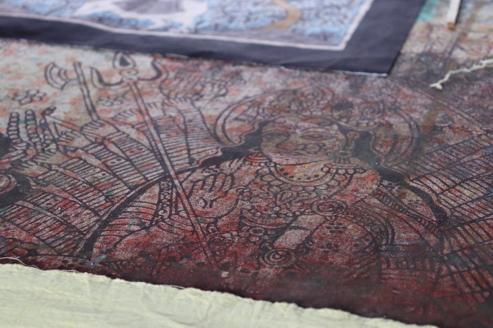 CURATE A TEXTILE TRIP TO INDIA -