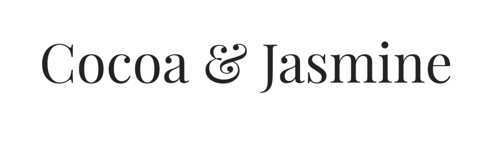 HIMALAYAN ISSUE Cocoa and Jasmine— COCOA AND JASMINE A