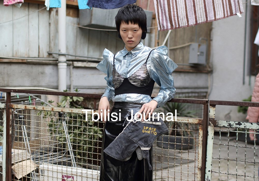 MODELS.com / TBILISI JOURNAL /  SHUJING ZHOU