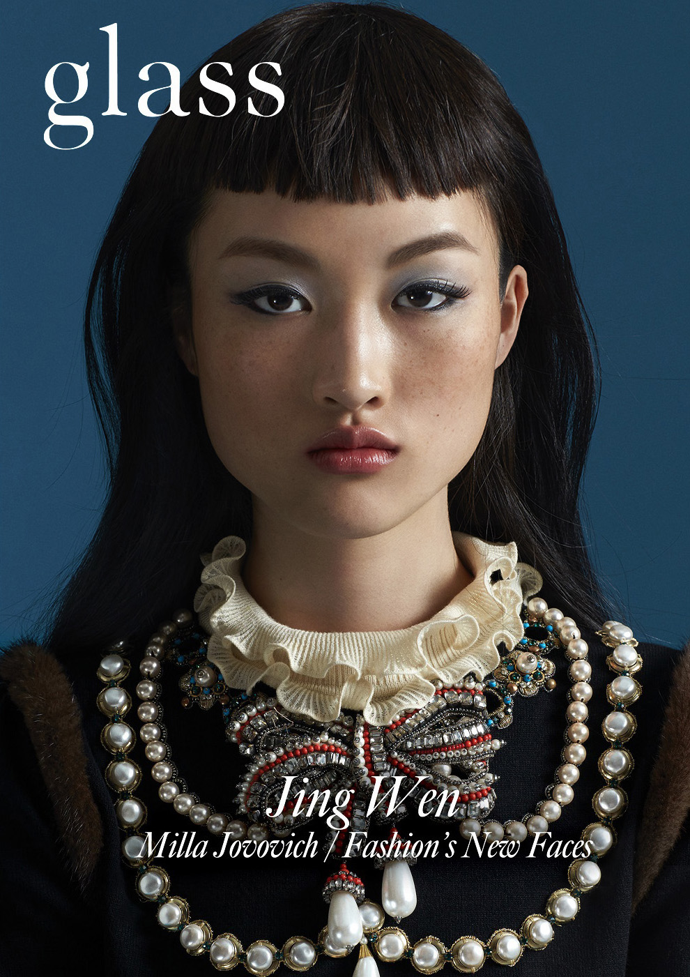 GUCCI / GLASS / JING WEN