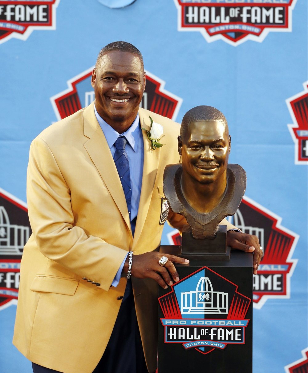 Derrick Brooks, Executive Director   - NFL Hall of Fame  - Tampa Bay Storm President  - NFLPA Appeals Officer