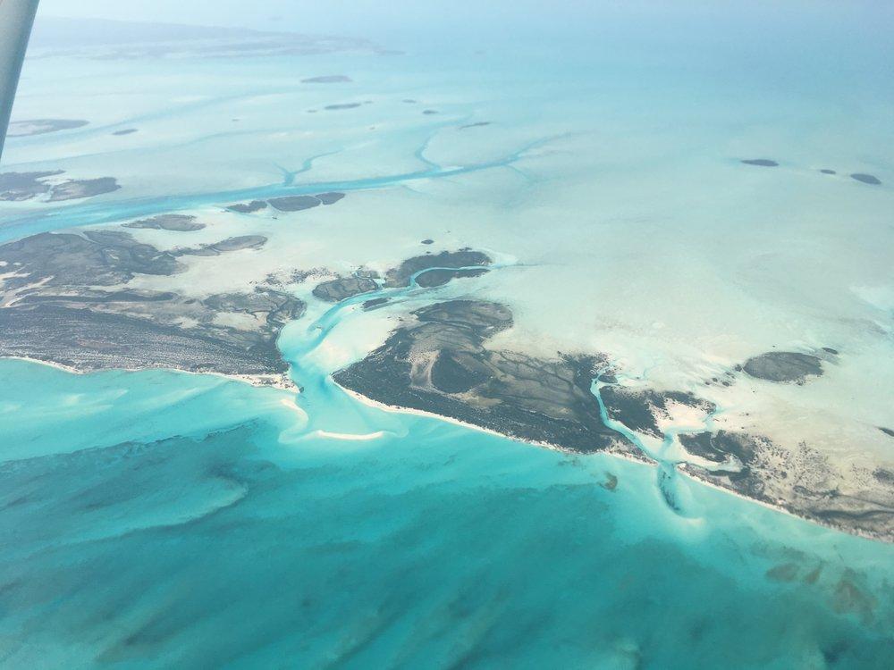 En Route - Florida-Nassau