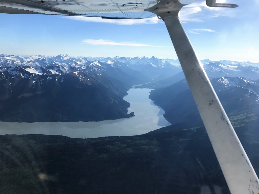 Smithers to Dease Lake