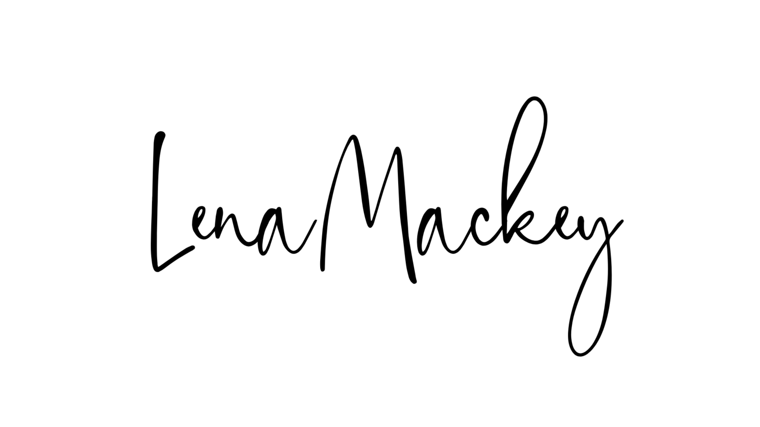 LENA MACKEY - DATING & RELATIONSHIP COACH