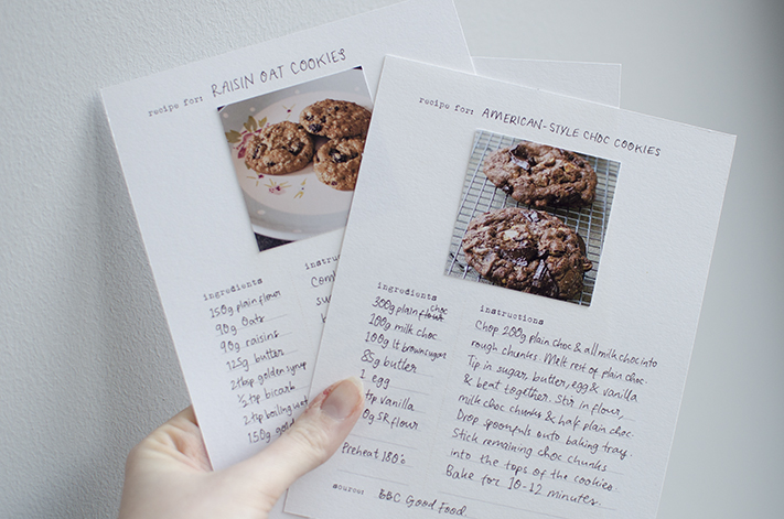 Diy recipe folder free recipe card download katie moody ive been thinking about creating my own recipe book for a long time ever since i moved out of my parents home in 2012 ive collected a lot recipes and forumfinder Images