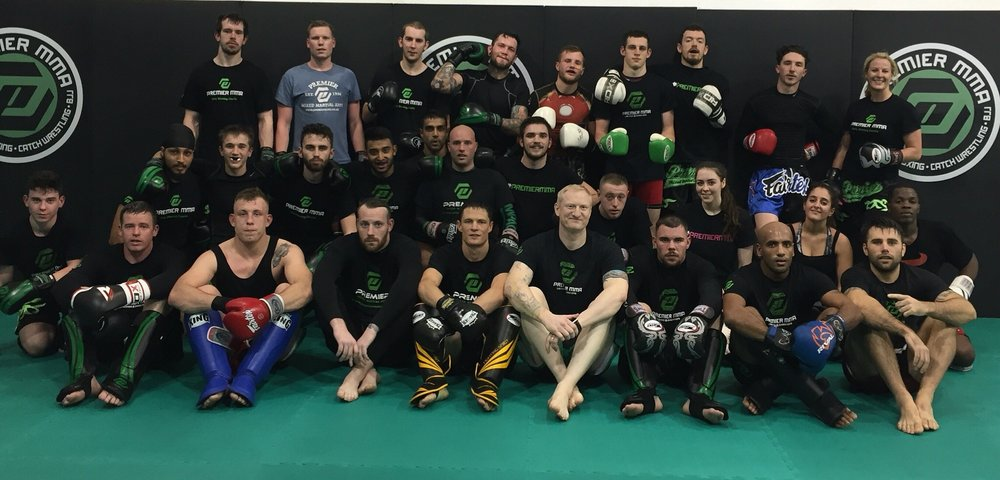 PREMIER KICKBOXING  Ruislip, South Harrow, Central Harrow & Newton Abbot     Book a free trial