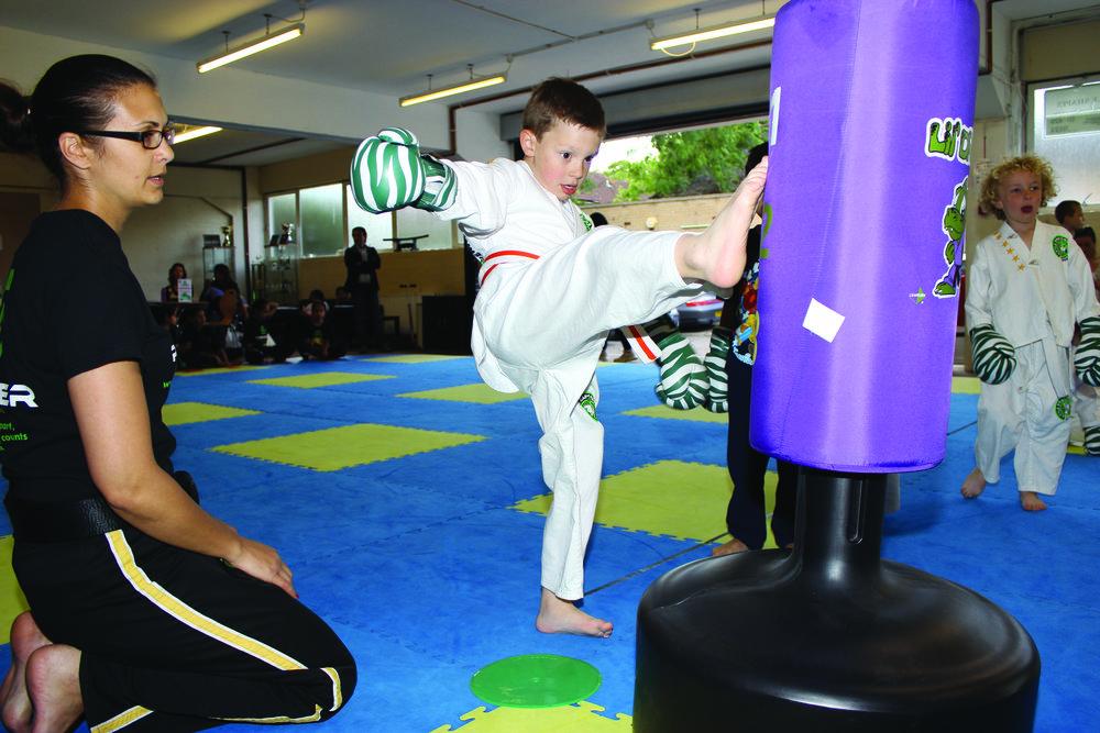 kids martial arts ruislip