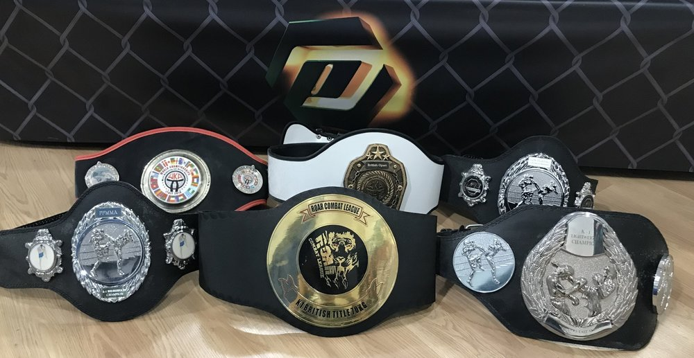 Our elite team have won prestigious kickboxing titles & countless tournaments