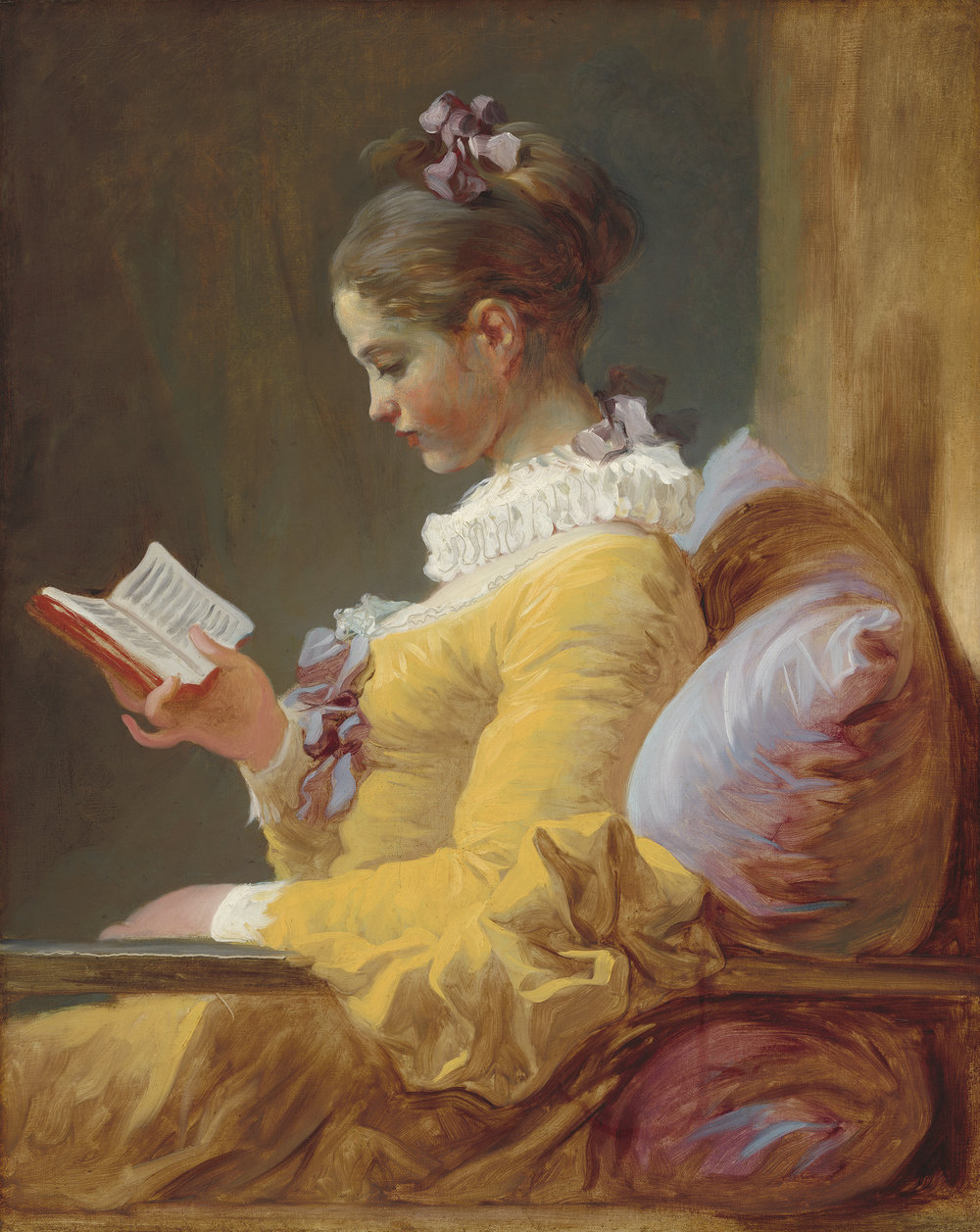 FRAGONARD YELLOW
