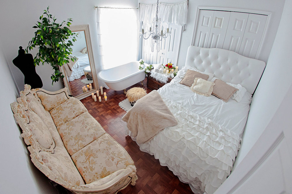 The Shabby Chic Suite